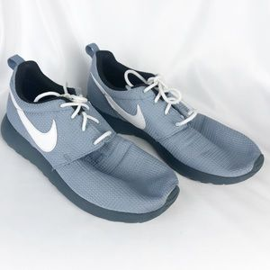 Nike Rosche Sneakers Blue Size 6